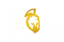 Golden Spartan Logo