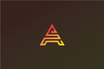 Pyramid Letter A...