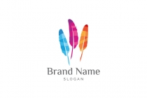 Creative Feather Logo