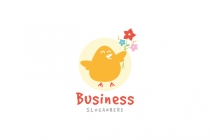 Happy Chick Logo