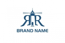 Rr Lighthouse Logo
