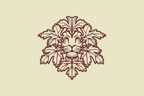 Maple Leaf Lion Logo
