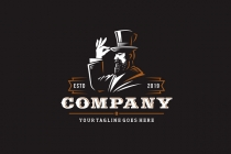 Gentleman Coffee Logo
