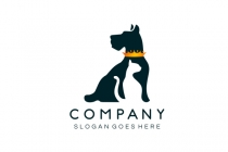 Dog  Cat Logo
