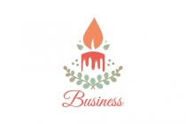 Candle Leaf Logo