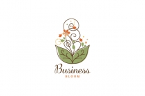 Fountain Bloom Logo