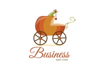 Pumpkin Cart Baby...