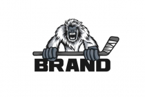 Hockey Yeti Logo