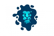 Liquid Lion Logo