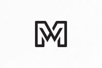 Letters Mw Logo