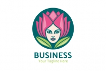 Lotus Lady Logo