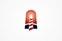 Letter A Lighthouse...