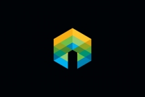 Abstract Cube Logo