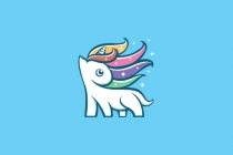 Magical Unicorn Logo