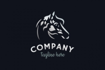 Loved Horse Logo