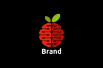 Fruit And Brain Logo