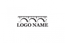Ruler Bridge Logo