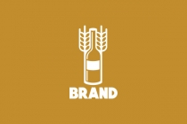 Brew Bottle Logo