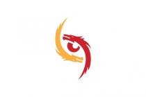 Dragon Eye Logo