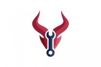 Wrench Bull Logo