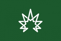 Mary Jane Leaf Logo