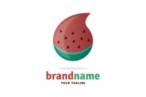 Watermelon Drop Logo