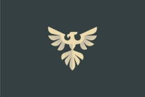 Pretty Eagle Logo