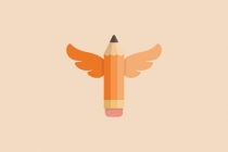 Flying Pencil