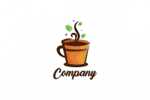 Coffee Pot Logo