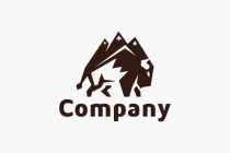 Bison Mountains Logo
