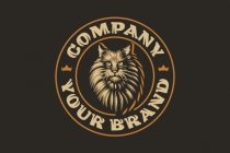 Maine Coon Logo