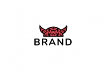 Viking Brain Logo