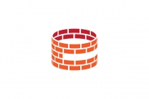 Brickwork E Logo
