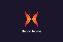 Flame Wing Logo