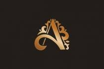 Ornamental Letter A...