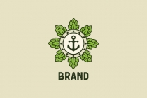 Nautical Hops Logo