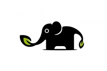 Eco Elephant Logo