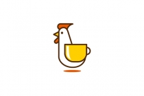 Rooster Coffee Logo