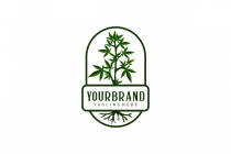 Cbd Tree Logo