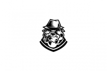 Bulldog Hiphop Logo