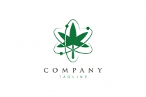 Atomic Cannabis Logo