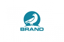 Sharp Bird Logo