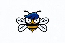 Geek Bee Logo