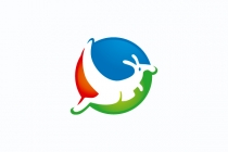 Smart Kangaroo Logo