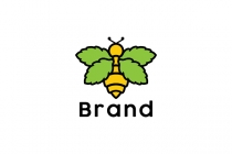 Hemp Bee Logo