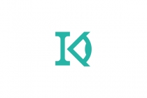 K And Eye Logo