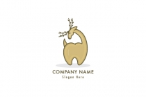 Dentistry Deer Logo