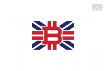 British Bitcoin Logo