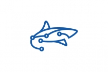 Tech Shark Logo