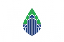 Leaf Building Logo